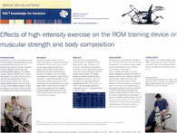 ROM machine´s effects on Muscular Strength and Body Composition