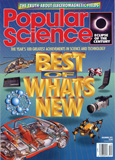 "Popular Science ""Best of What's New"" - December 1991"